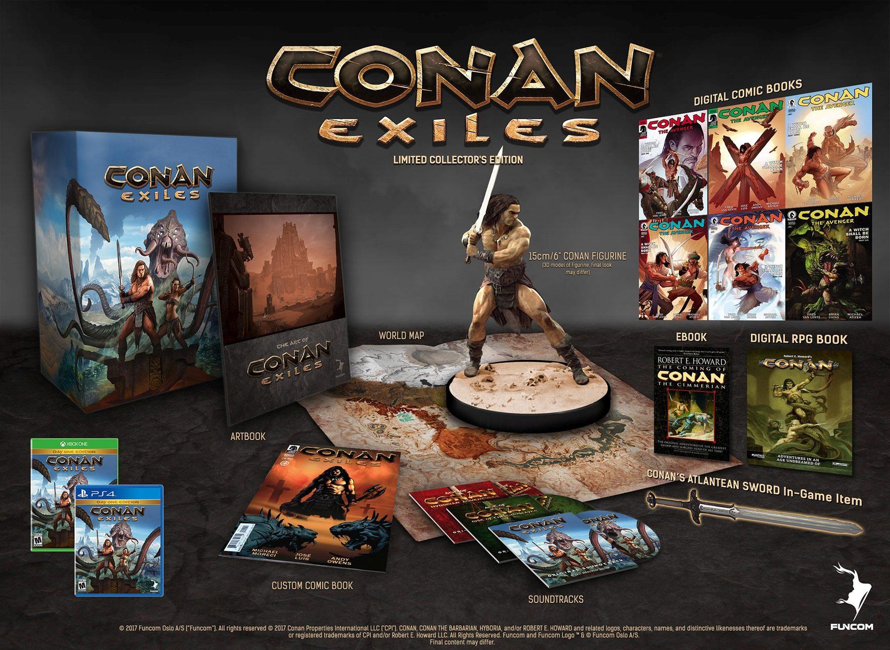 Conan Exiles bude hotov v květnu 153922