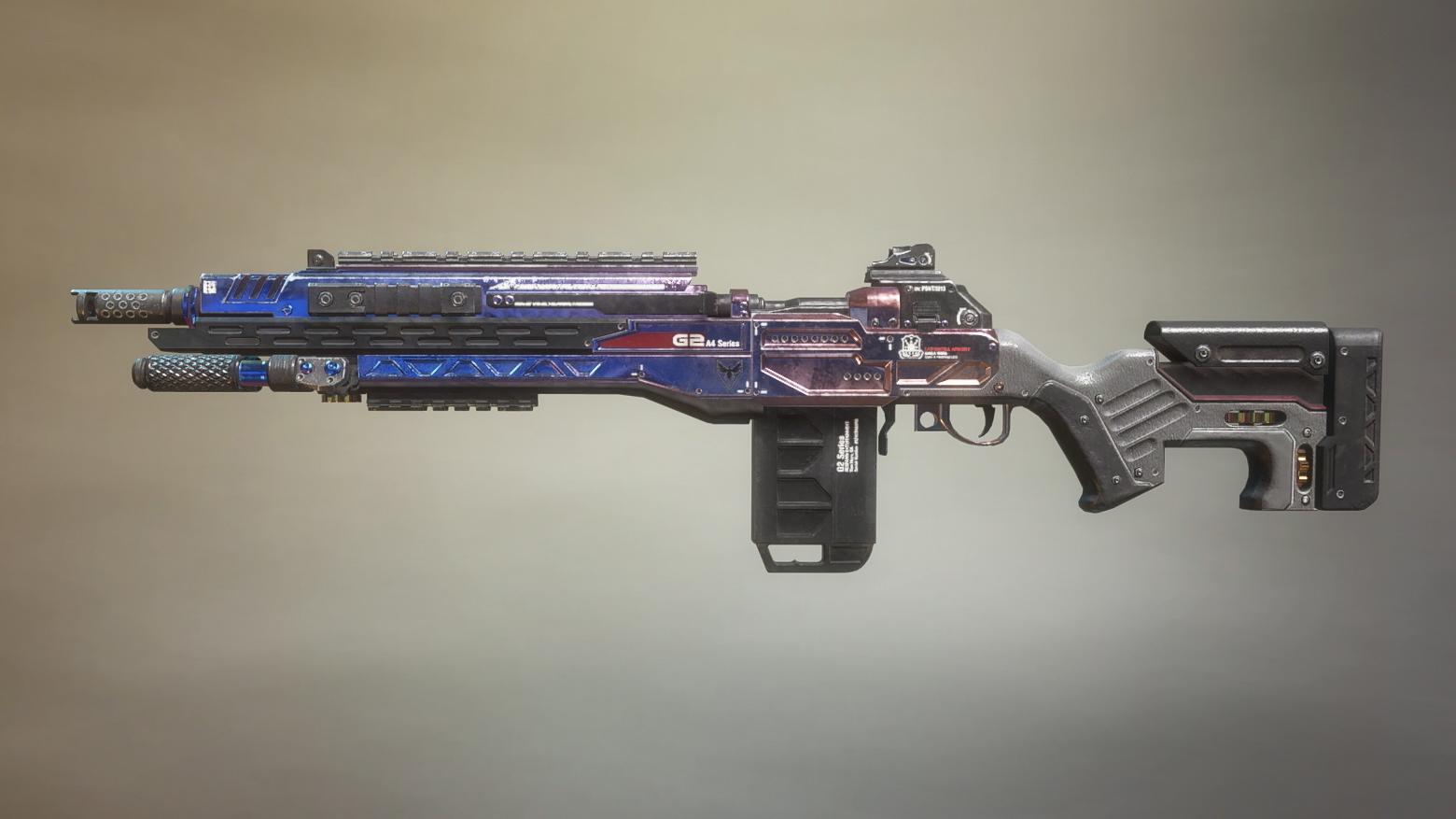Titanfall 2 čeká další nadílka skinů zbraní 153931