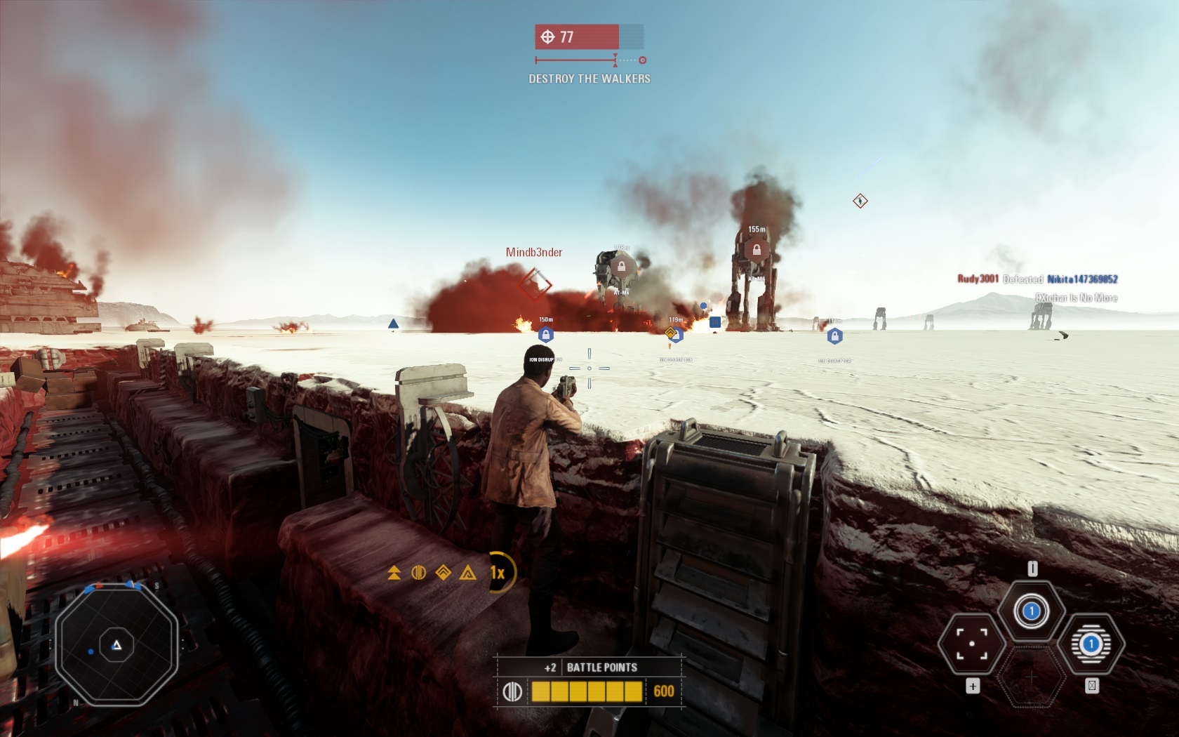 Star Wars: Battlefront 2 – The Last Jedi Season aneb krok správným směrem 153964