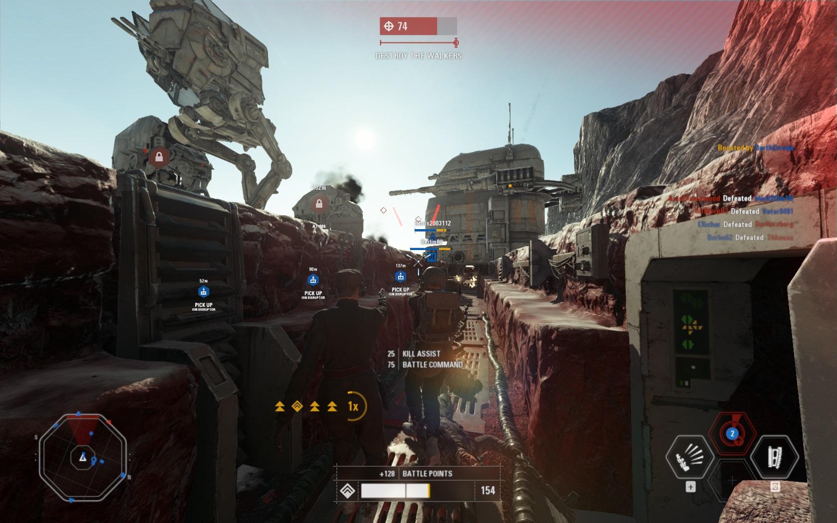 Star Wars: Battlefront 2 – The Last Jedi Season aneb krok správným směrem 153967