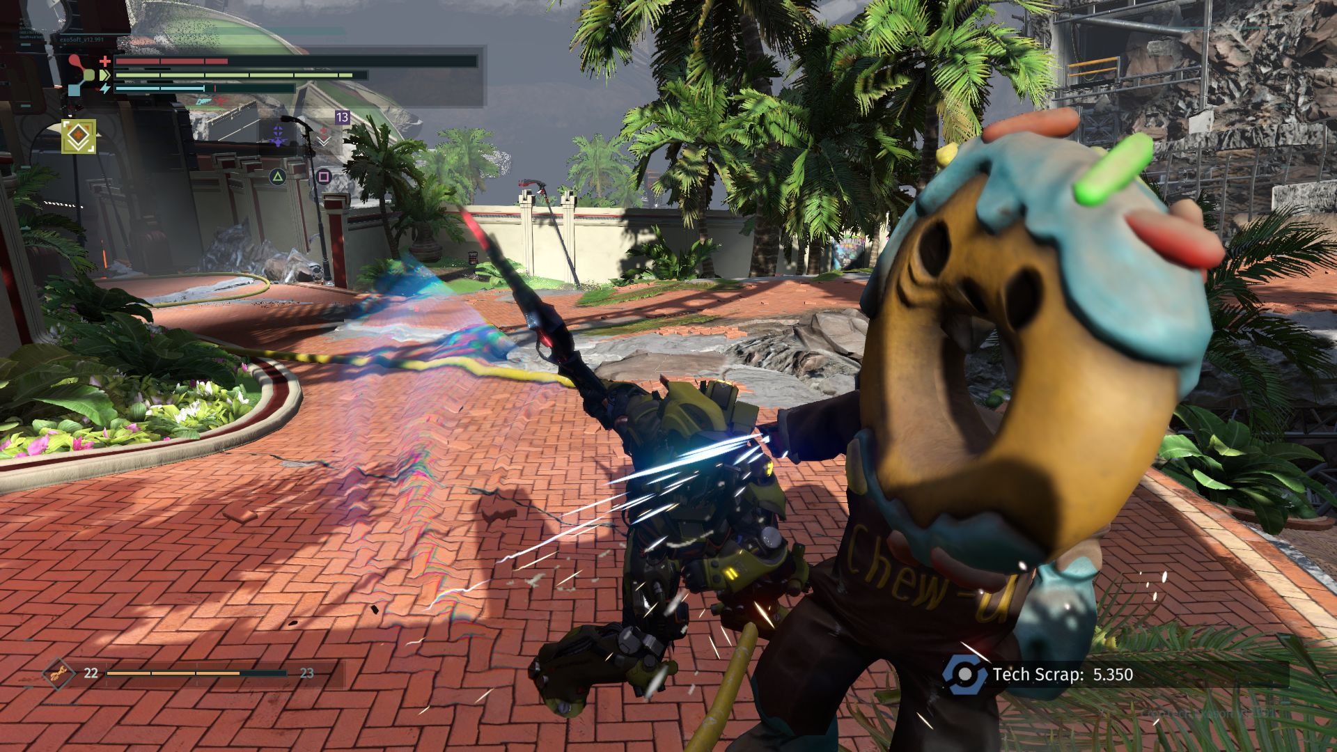 The Surge: A Walk in the Park DLC - recenze 153994