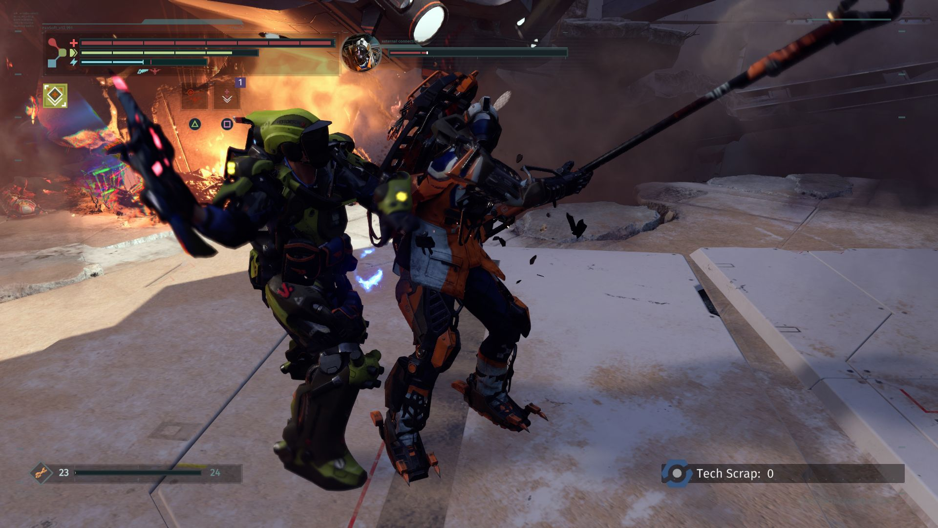 The Surge: A Walk in the Park DLC - recenze 153996