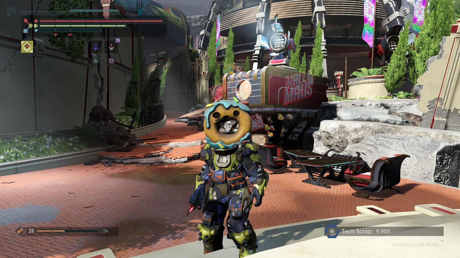 The Surge: A Walk in the Park DLC - recenze 154002