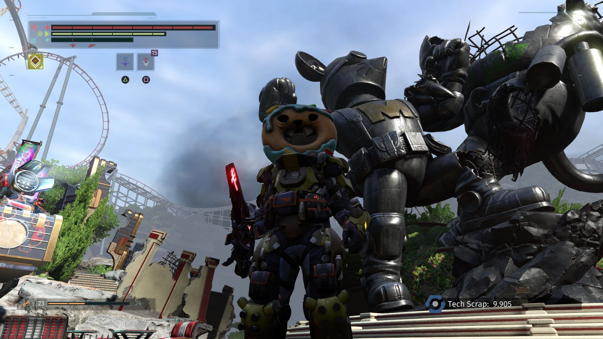 The Surge: A Walk in the Park DLC - recenze 154003