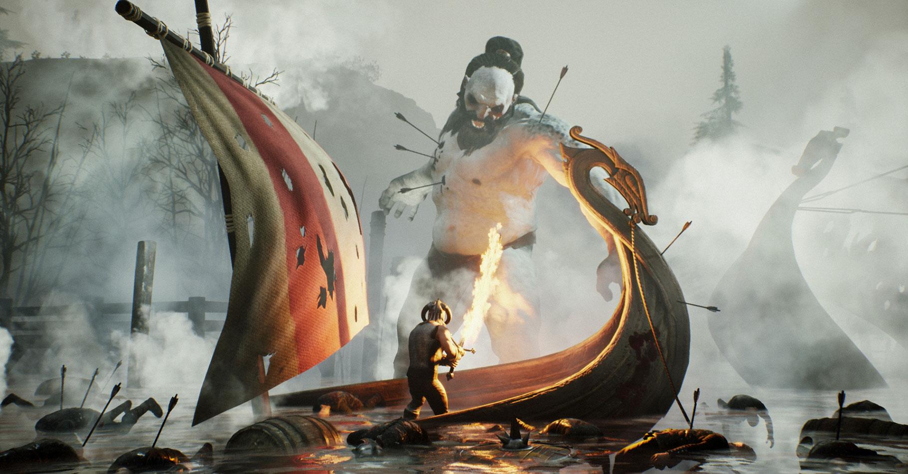 Vikingský RPG titul Rune: Ragnarok na prvních screenshotech 154026