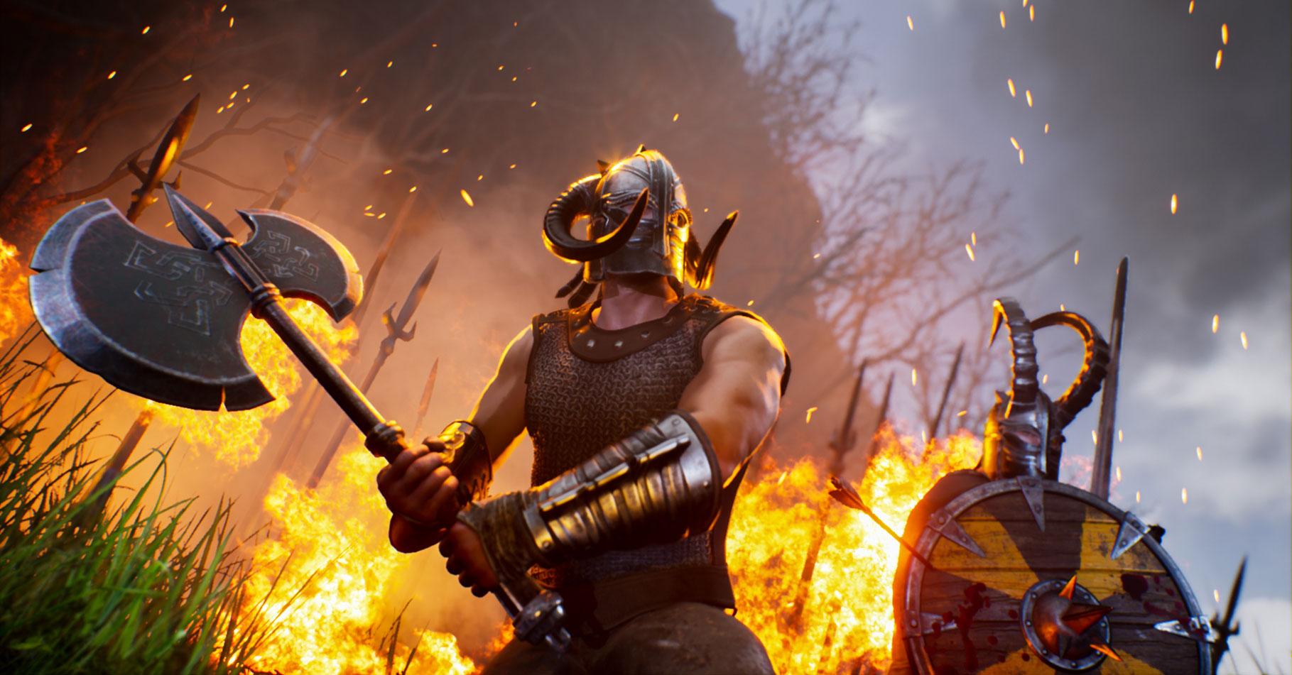 Vikingský RPG titul Rune: Ragnarok na prvních screenshotech 154027