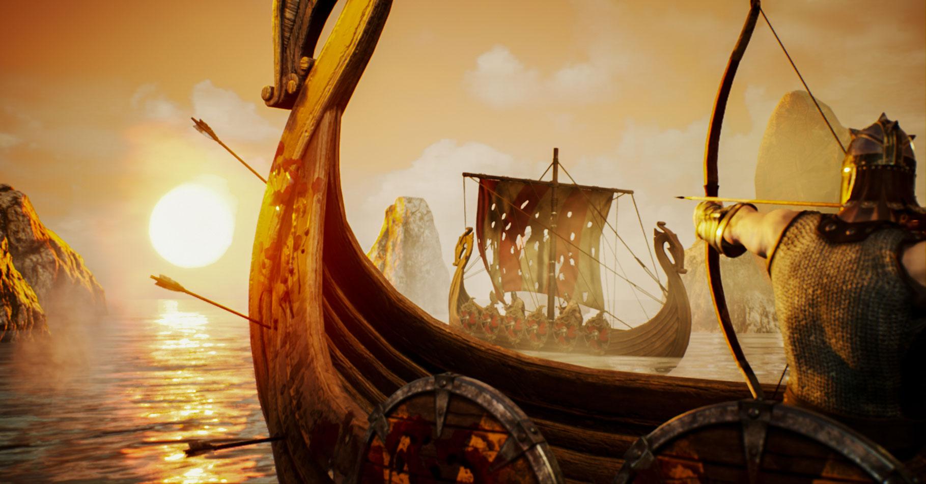 Vikingský RPG titul Rune: Ragnarok na prvních screenshotech 154028
