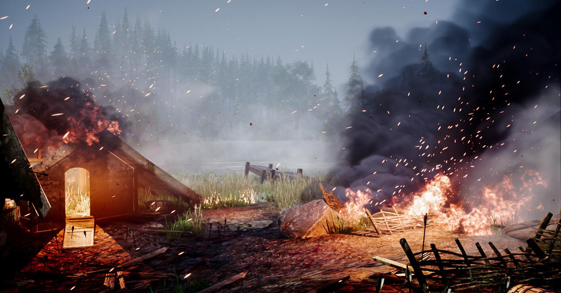Vikingský RPG titul Rune: Ragnarok na prvních screenshotech 154029