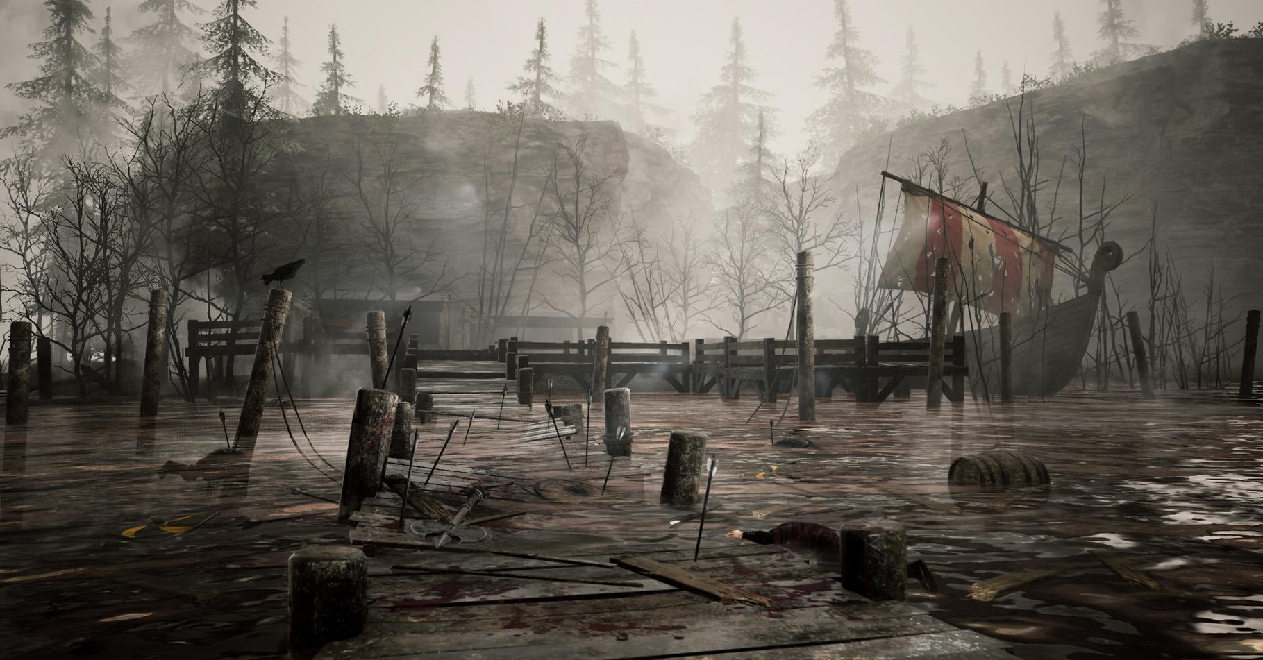 Vikingský RPG titul Rune: Ragnarok na prvních screenshotech 154031