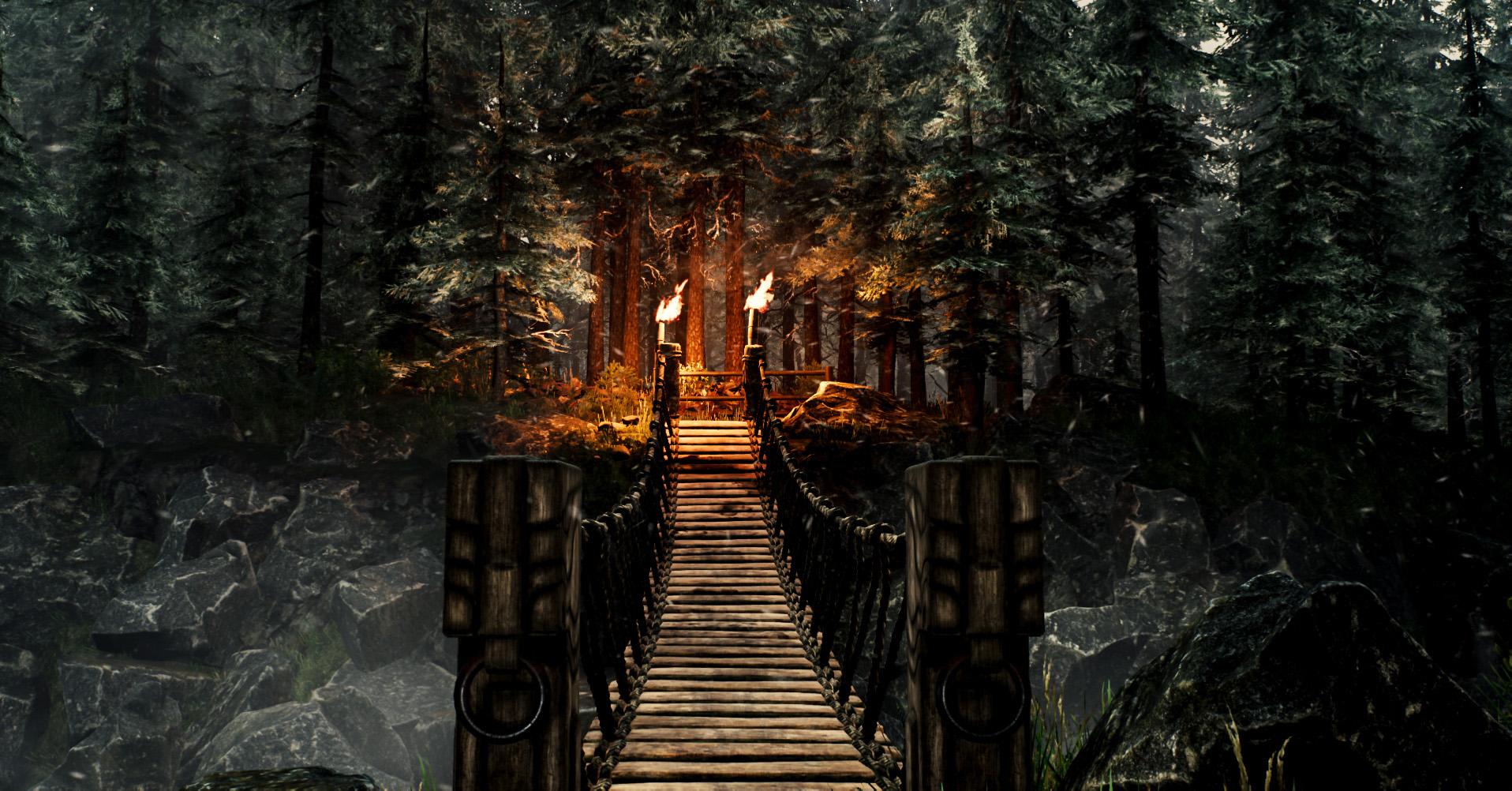Vikingský RPG titul Rune: Ragnarok na prvních screenshotech 154032