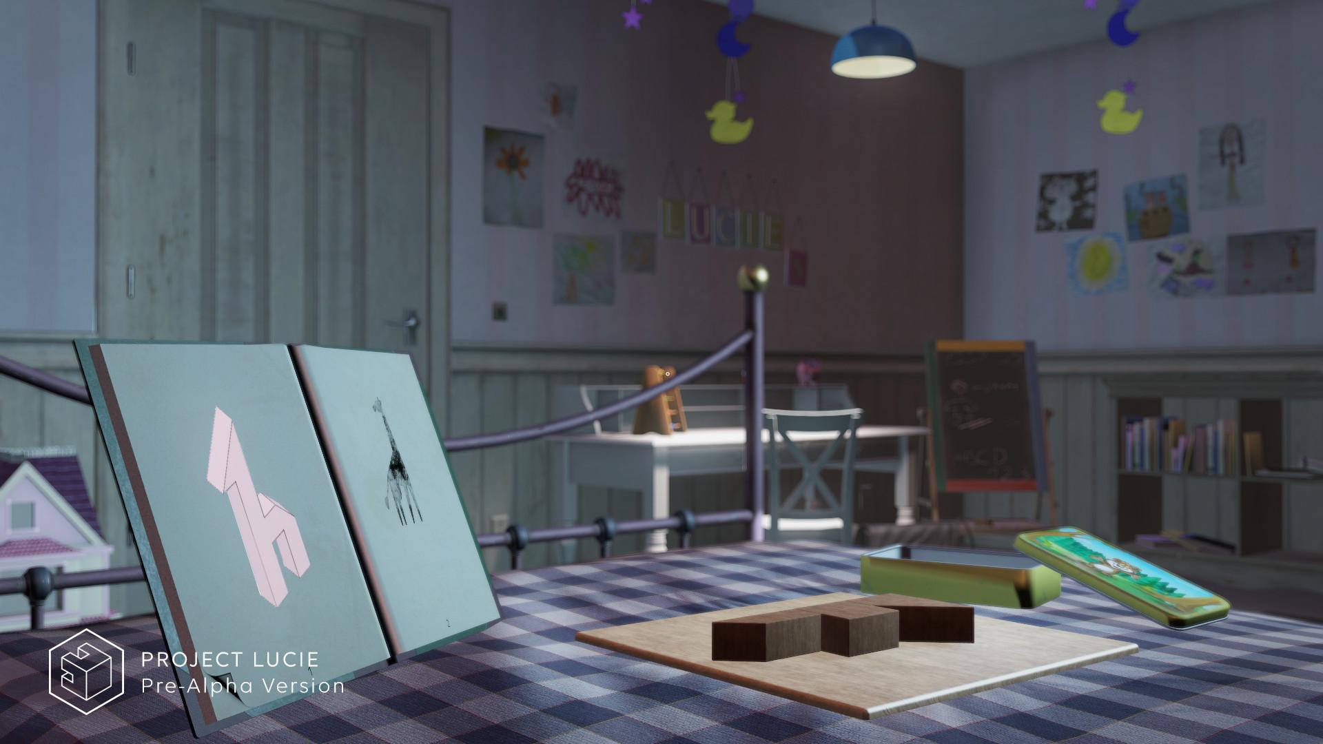 Project Lucie je experimentální VR titul od Bohemia Interactive 154047