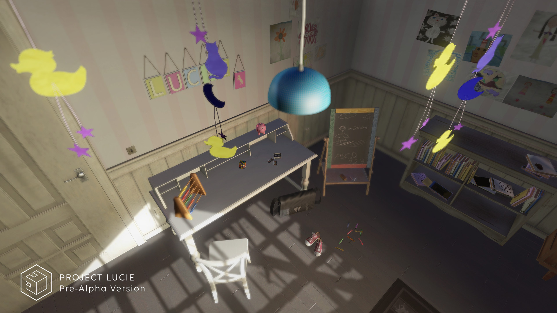 Project Lucie je experimentální VR titul od Bohemia Interactive 154048