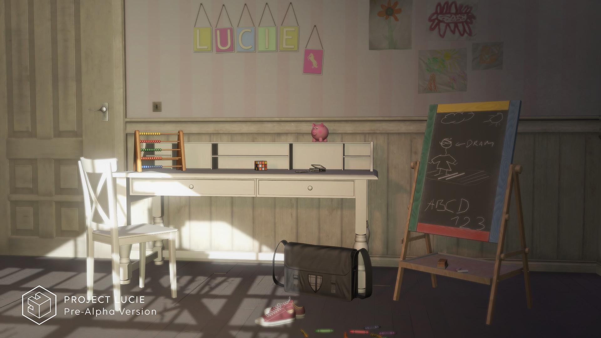 Project Lucie je experimentální VR titul od Bohemia Interactive 154049