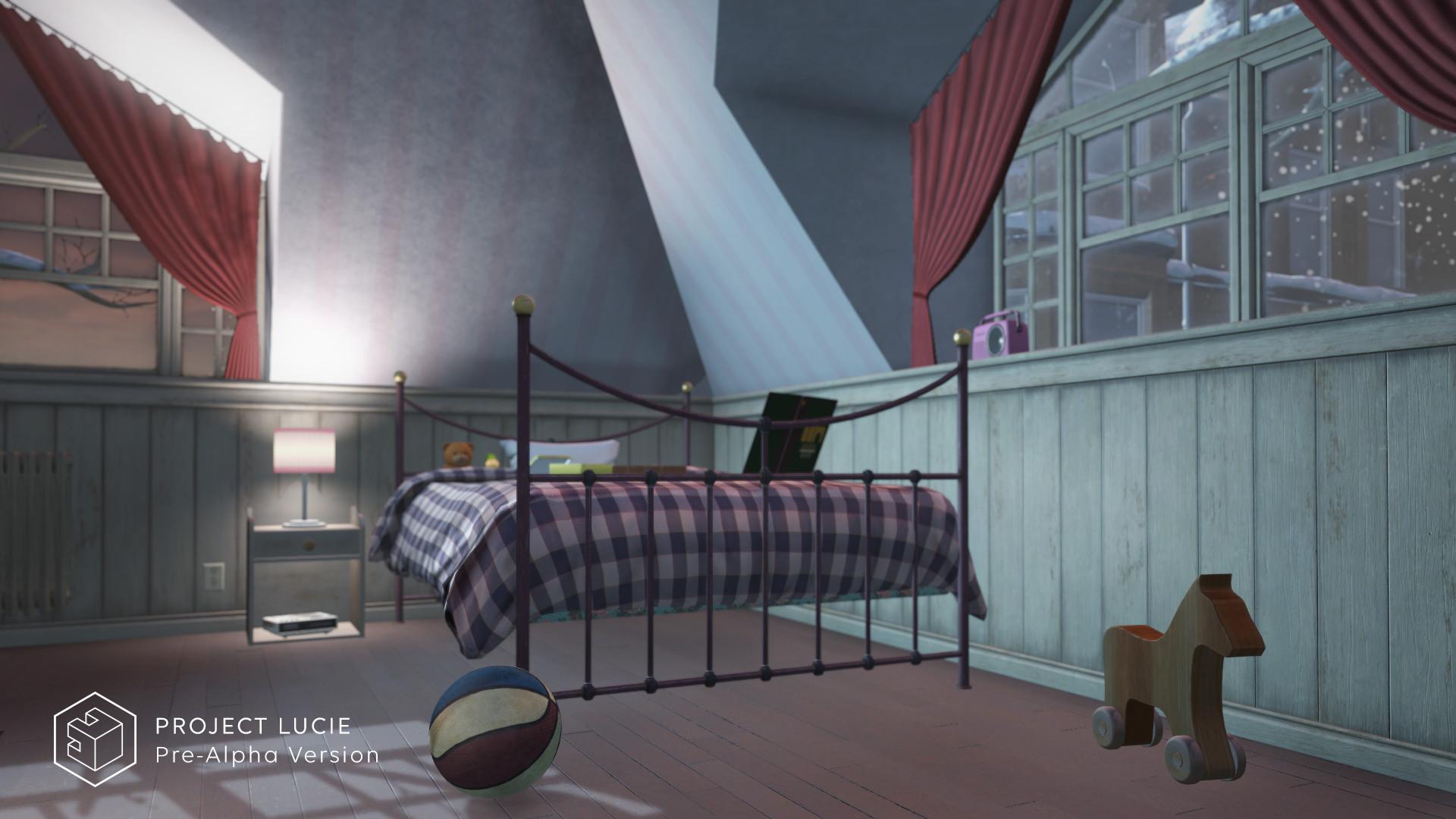 Project Lucie je experimentální VR titul od Bohemia Interactive 154050