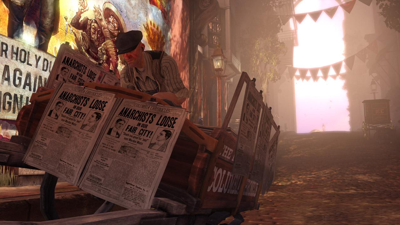 Čerstvé pohlednice z BioShock Infinite 15412