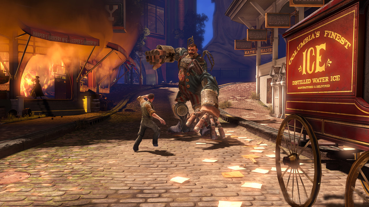 Čerstvé pohlednice z BioShock Infinite 15413