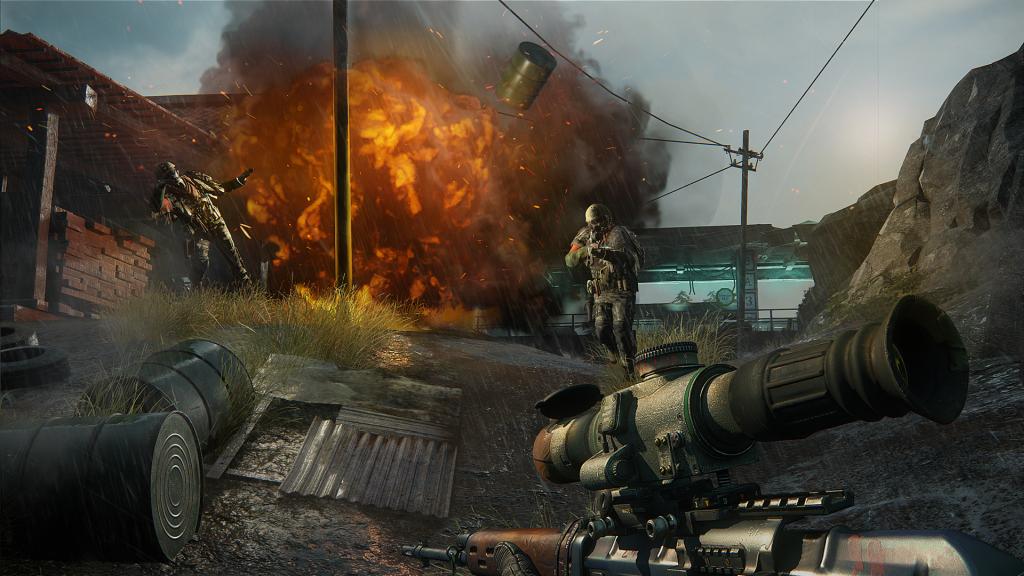 Koncem ledna bude ve Sniper: Ghost Warrior 3 spuštěn multiplayer 154237