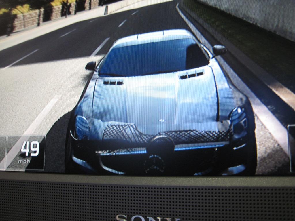 Prapodivný model poškození v Gran Turismo 5 15425