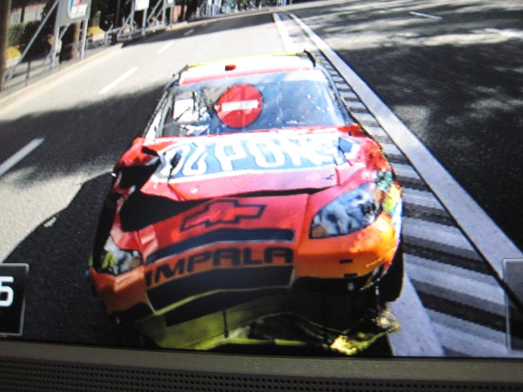 Prapodivný model poškození v Gran Turismo 5 15426