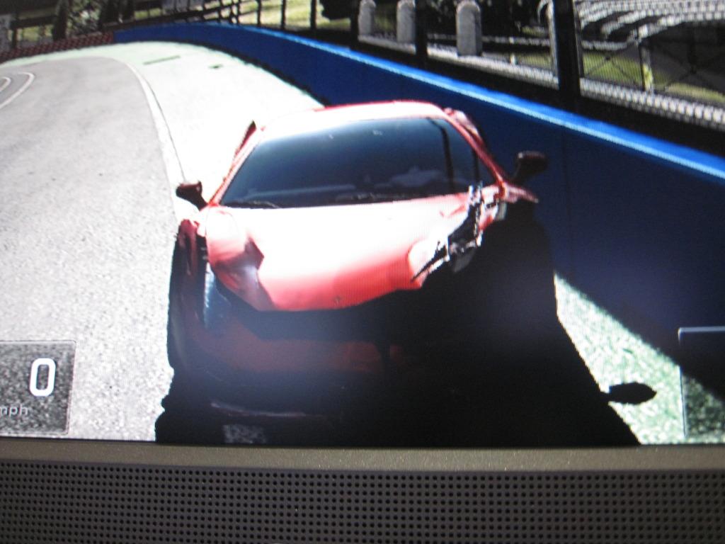Prapodivný model poškození v Gran Turismo 5 15427