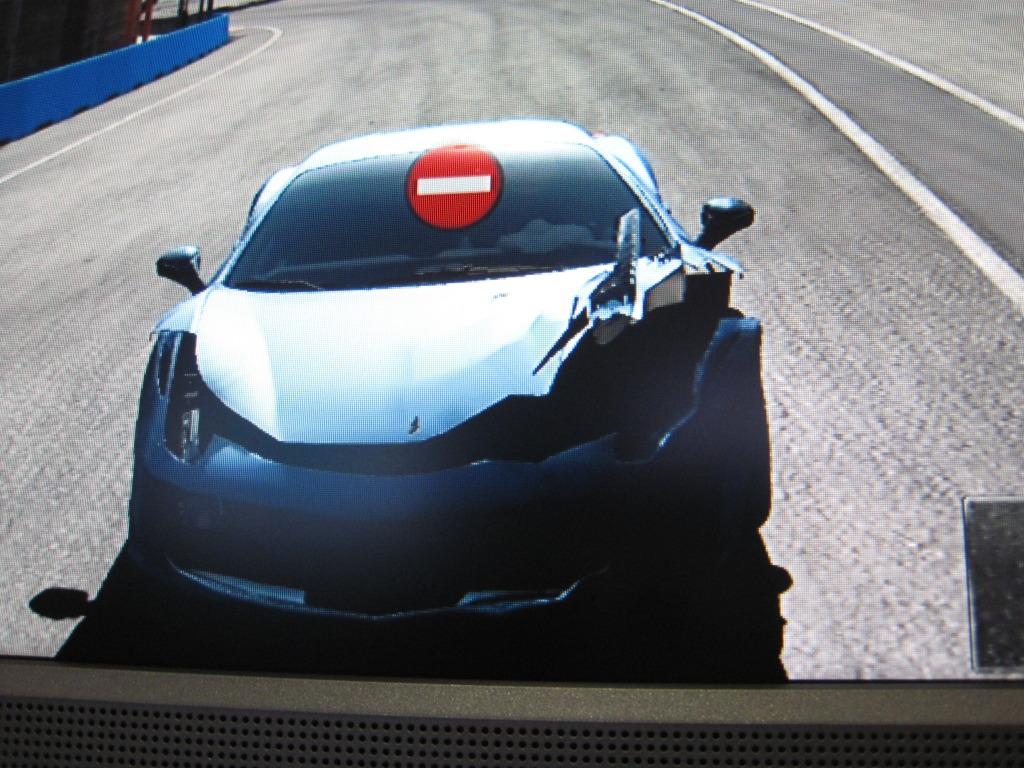 Prapodivný model poškození v Gran Turismo 5 15428