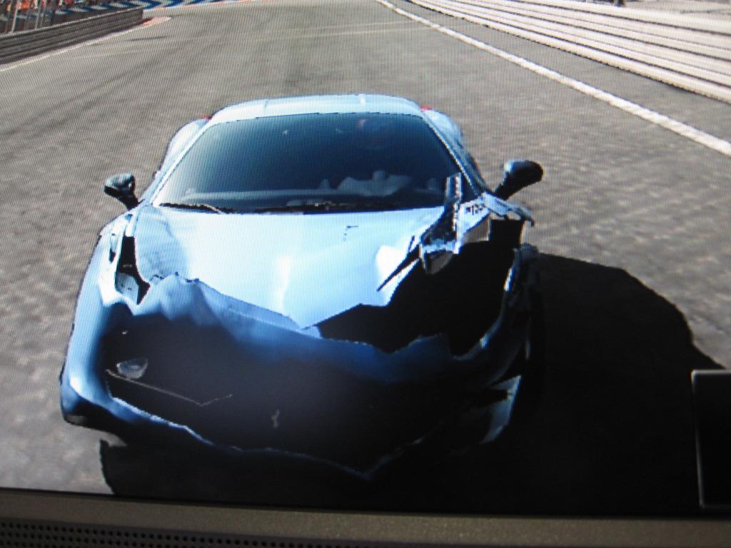 Prapodivný model poškození v Gran Turismo 5 15429