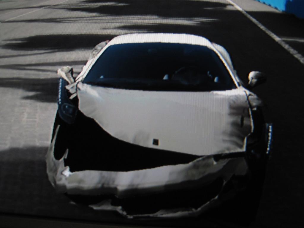 Prapodivný model poškození v Gran Turismo 5 15430