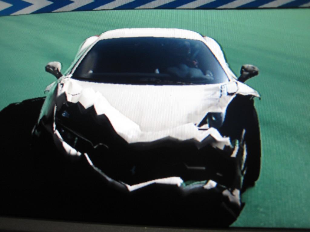 Prapodivný model poškození v Gran Turismo 5 15431