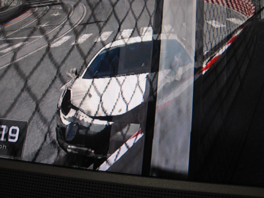Prapodivný model poškození v Gran Turismo 5 15432