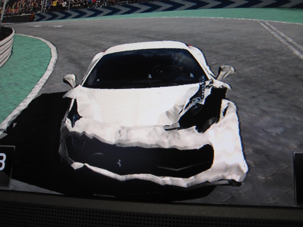 Prapodivný model poškození v Gran Turismo 5 15433