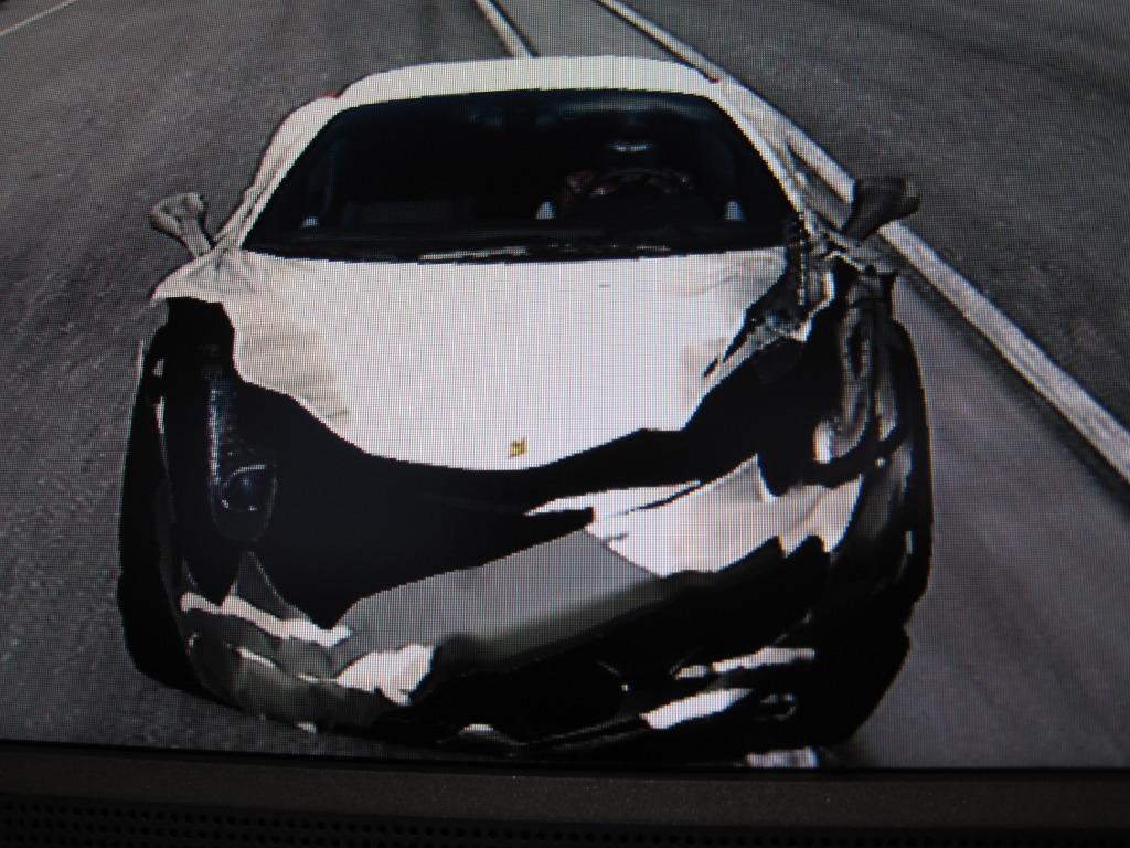 Prapodivný model poškození v Gran Turismo 5 15434