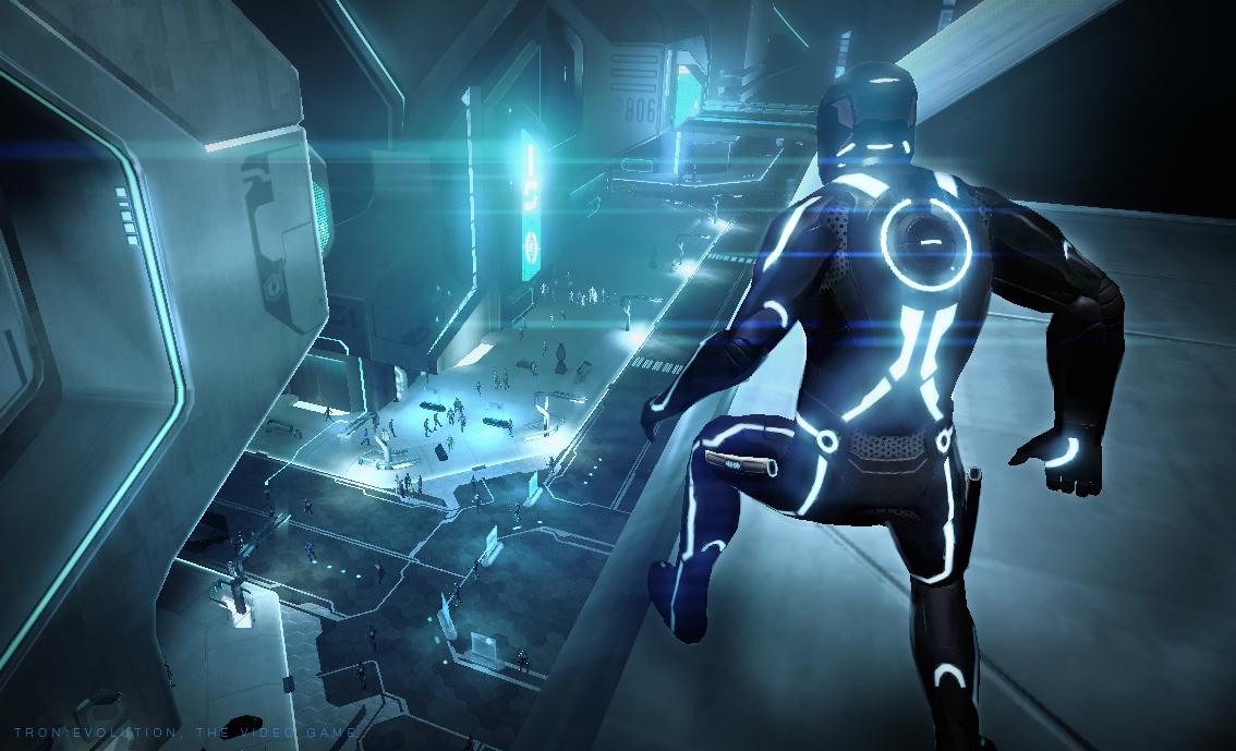 Tron: Evolution - zastavte profesionální viry 15442