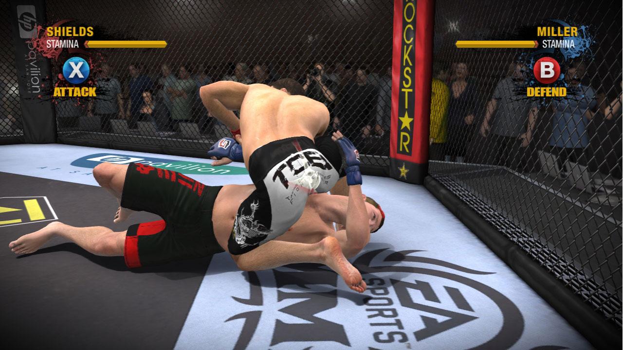Demo EA Sports MMA už v září 15515
