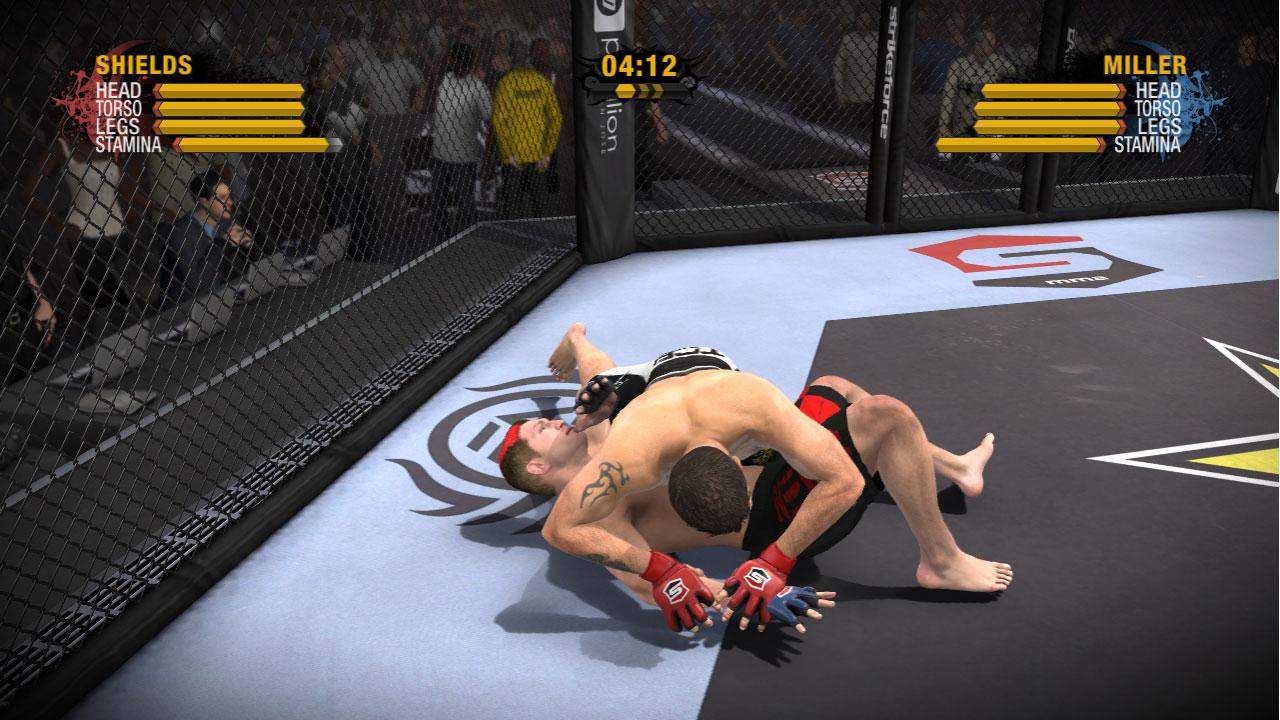 Demo EA Sports MMA už v září 15516