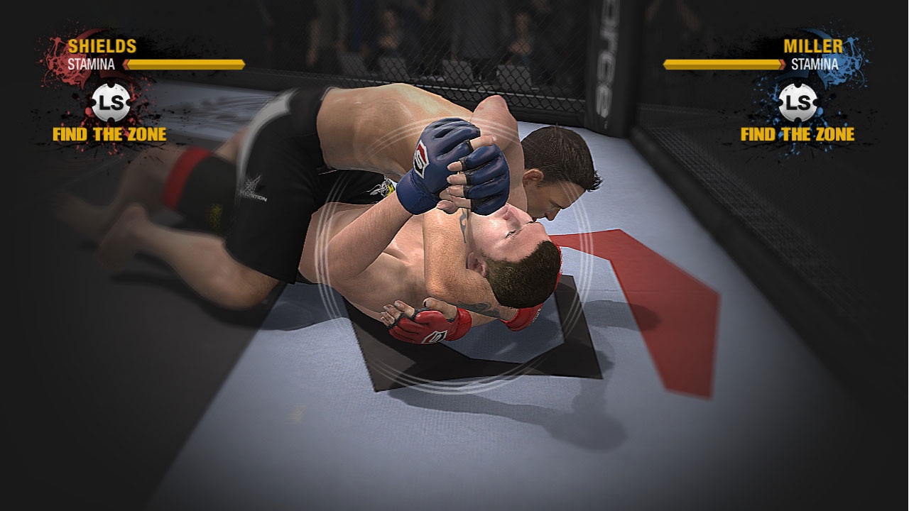 Demo EA Sports MMA už v září 15517