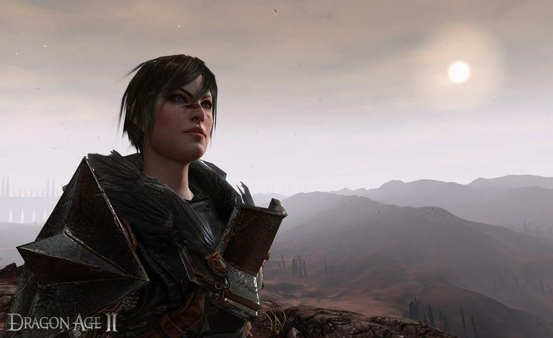 Ženská alternativa hrdiny v Dragon Age 2 15521