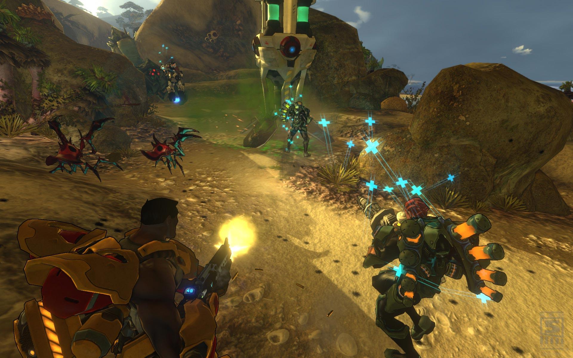 Firefall: nadějná multiplayerová free střílečka 15557