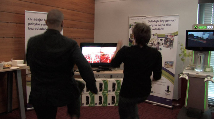 Kinect – dojmy z pražské prezentace + videoblog 15623