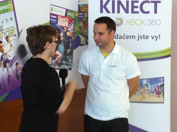Kinect – dojmy z pražské prezentace + videoblog 15624