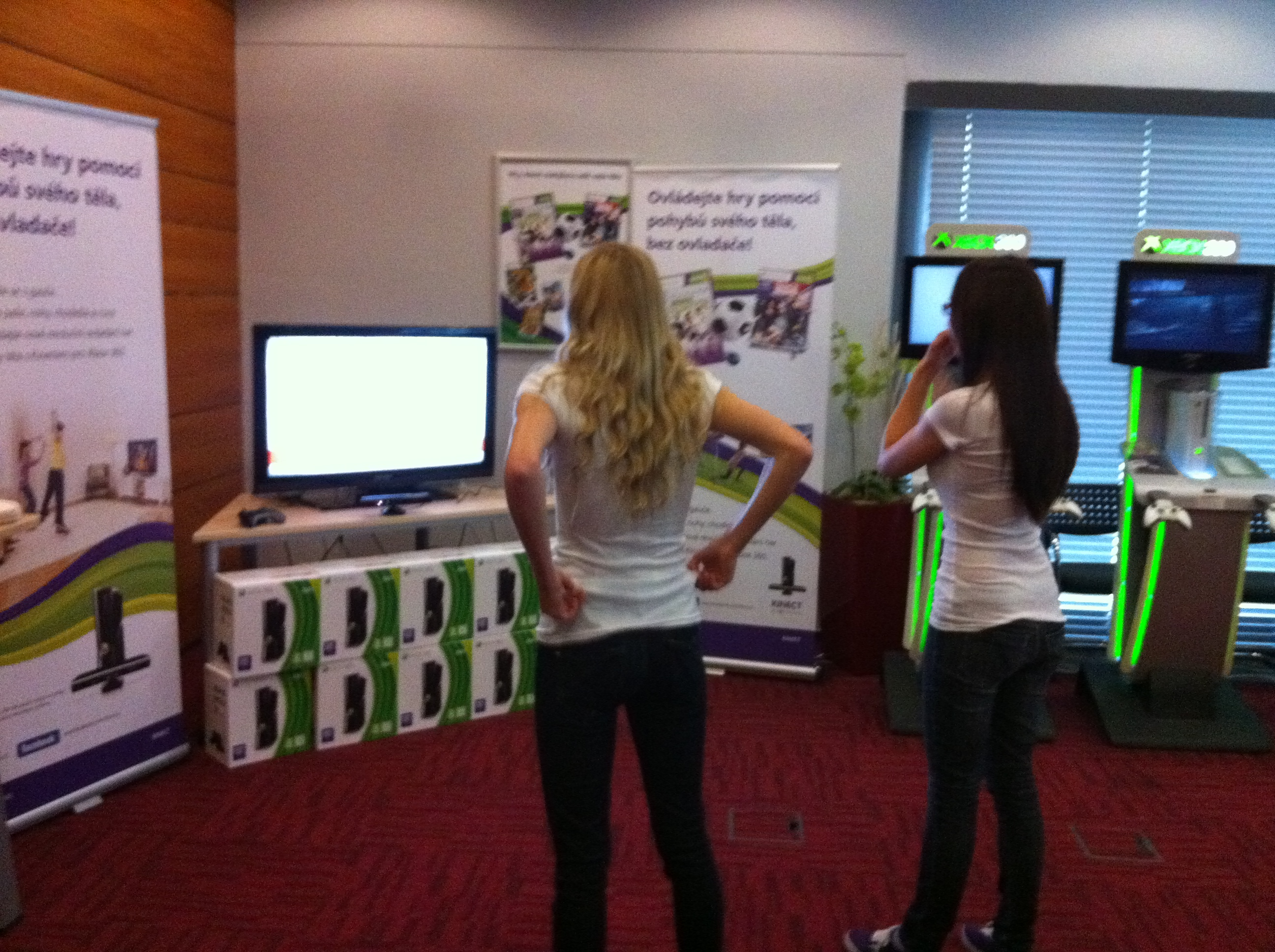 Kinect – dojmy z pražské prezentace + videoblog 15628