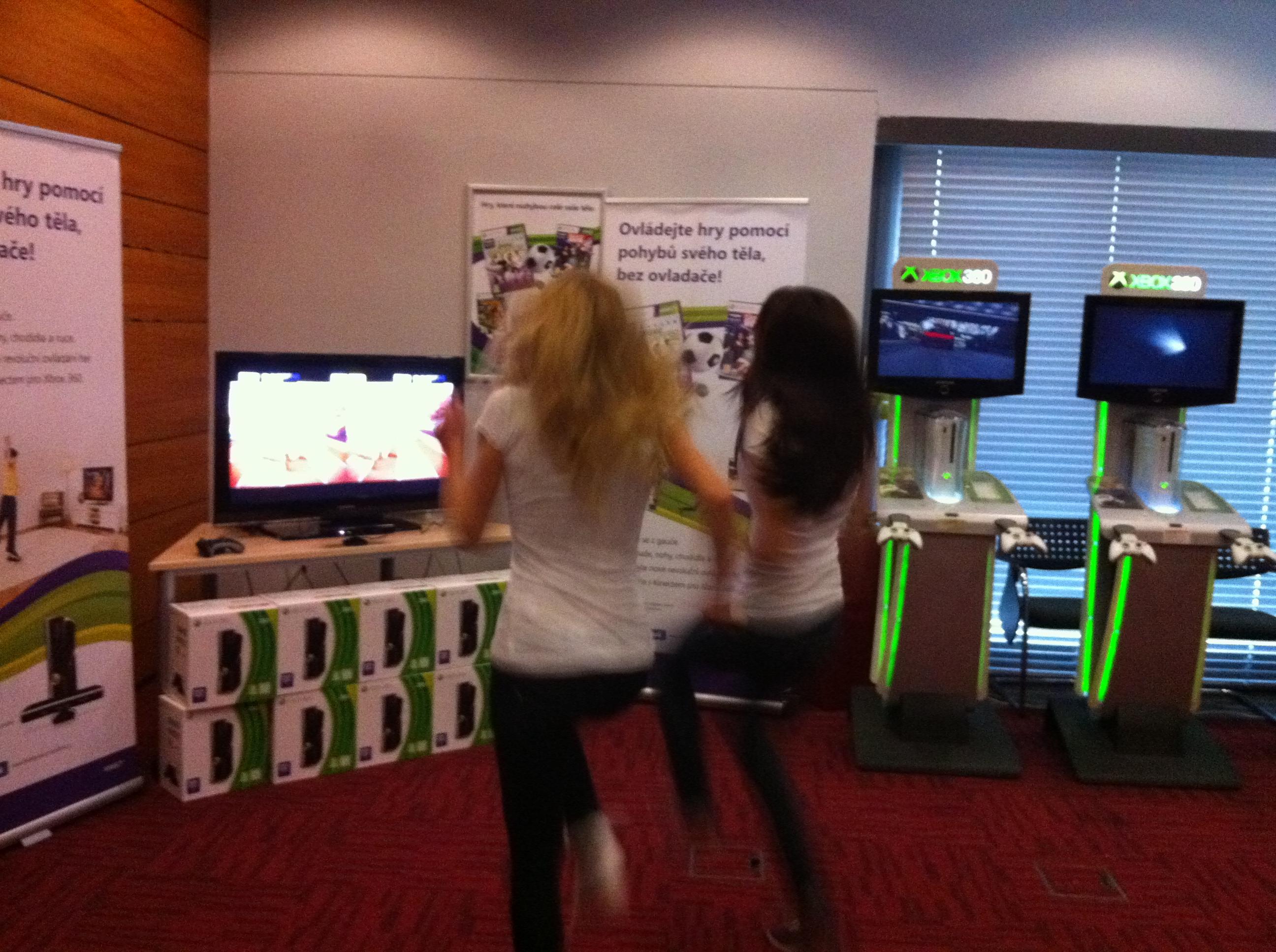 Kinect – dojmy z pražské prezentace + videoblog 15629