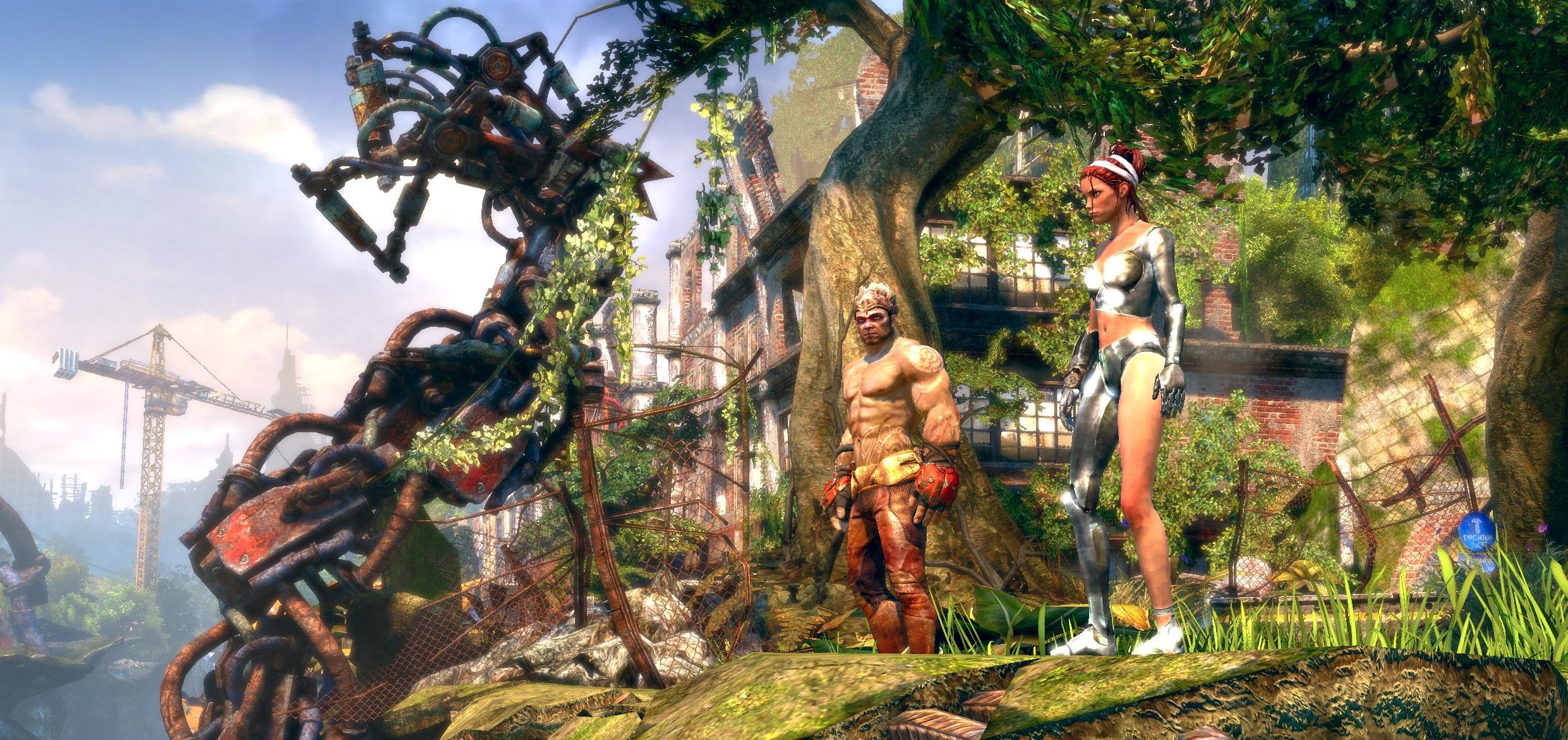 První DLC pro Enslaved odhaleno 15769