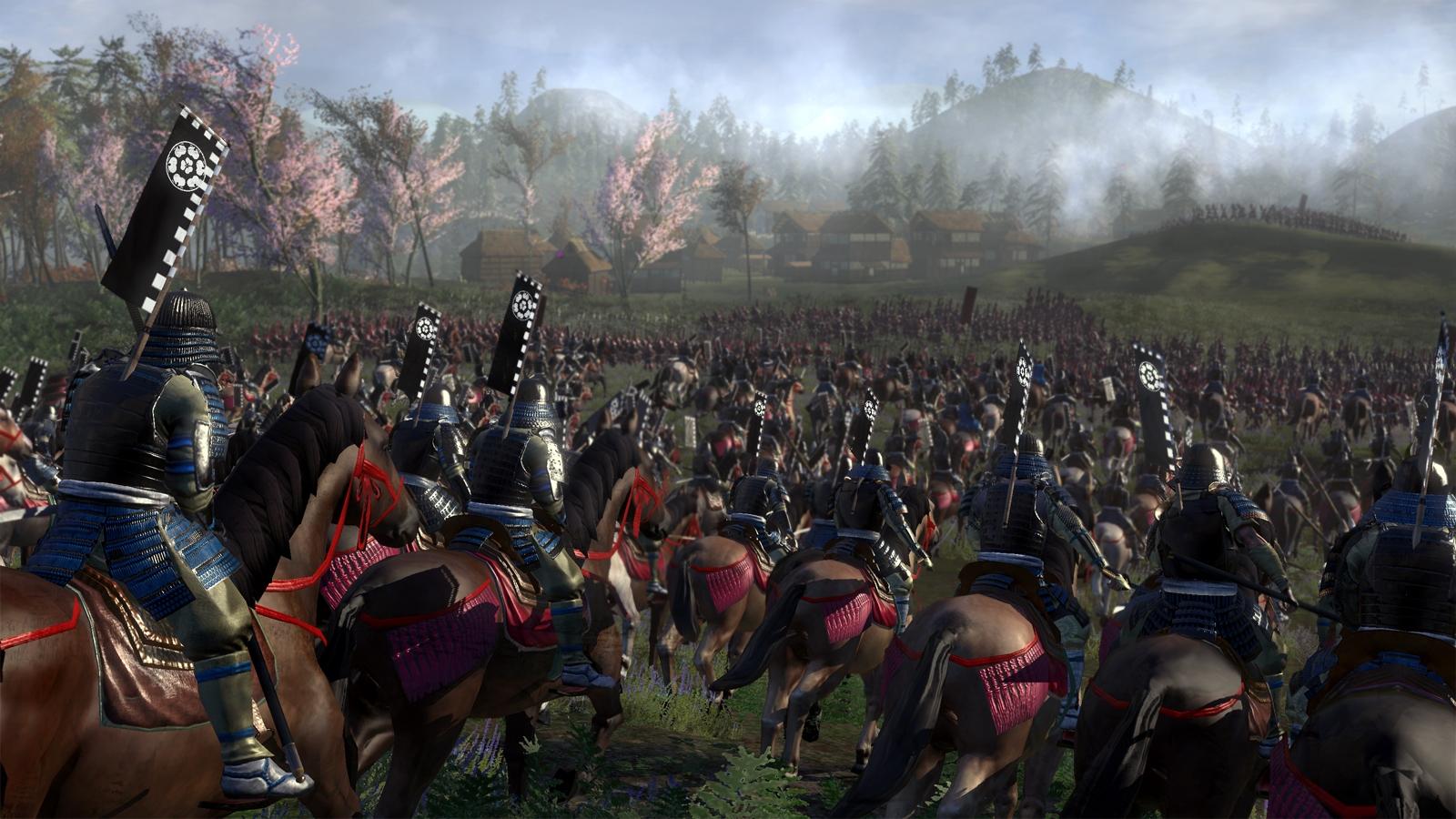 Shogun 2: Total War: nová galerie i s mapou z kampaně 15949
