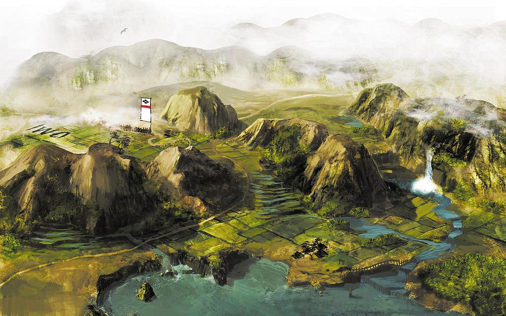 Shogun 2: Total War: nová galerie i s mapou z kampaně 15951