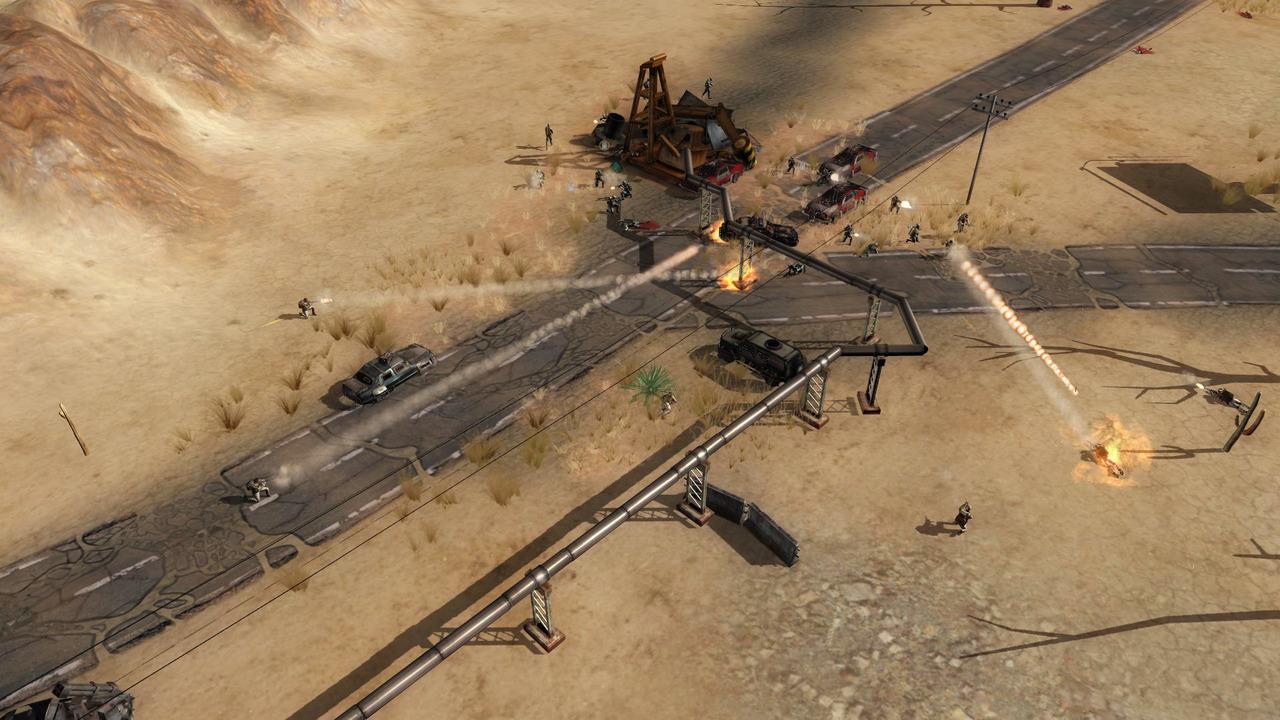 APOX: skloubení RTS, FPS a RPG prvků na bojišti 16158