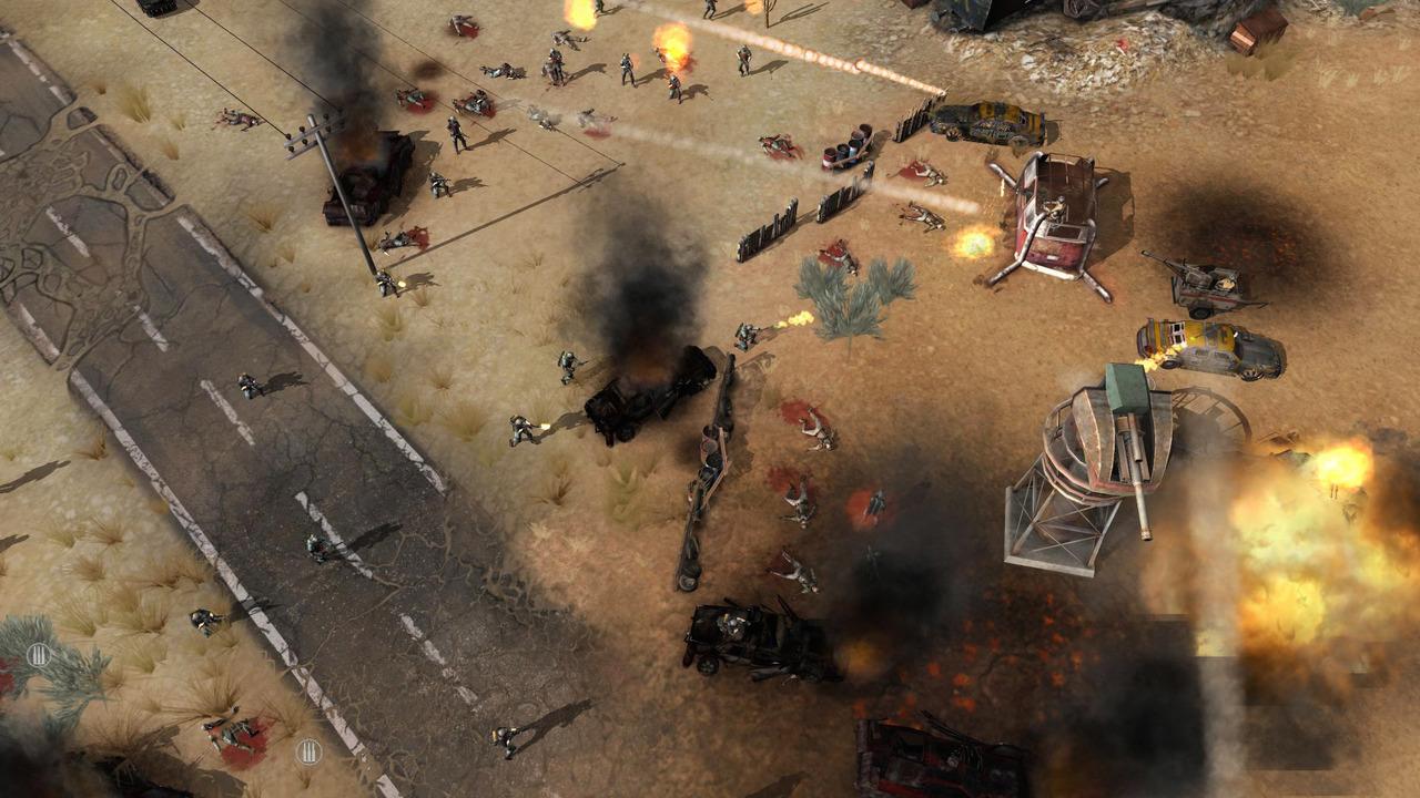 APOX: skloubení RTS, FPS a RPG prvků na bojišti 16159