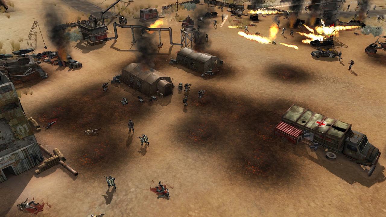 APOX: skloubení RTS, FPS a RPG prvků na bojišti 16161