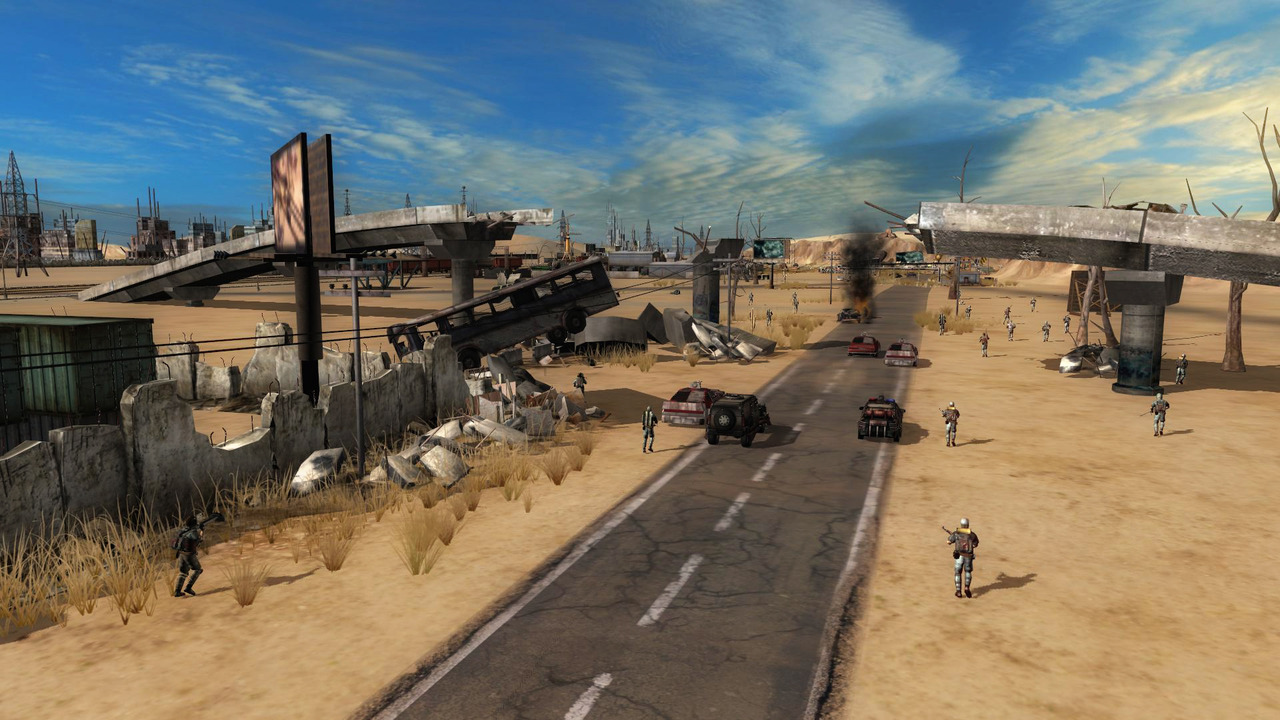 APOX: skloubení RTS, FPS a RPG prvků na bojišti 16162