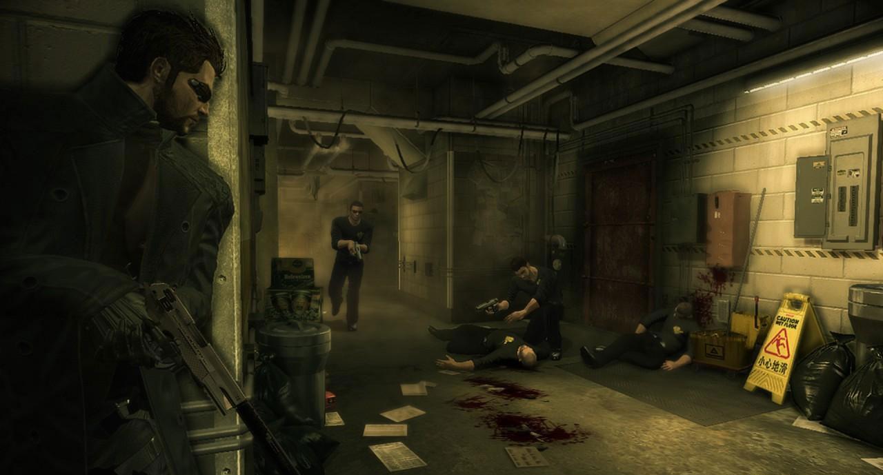 Deus Ex: Human Revolution bez ořezání + galerie 16180