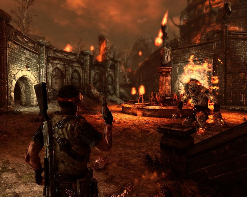 Oznámena střílečka s démony The Haunted: Hell's Reach 16300